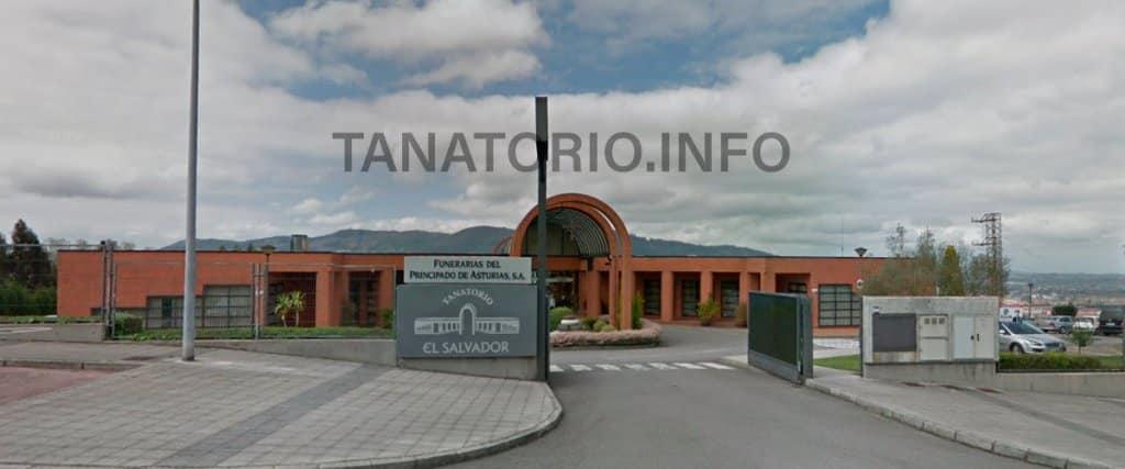 Tanatorio San Salvador Oviedo