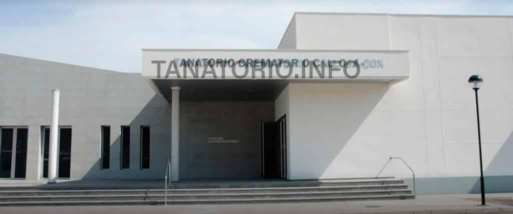 TANATORIO CALLOSA COX