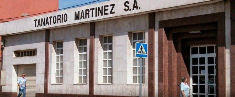 Tanatorio Martínez Tudela