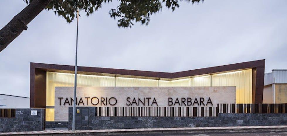 Tanatorio Santa Bárbara
