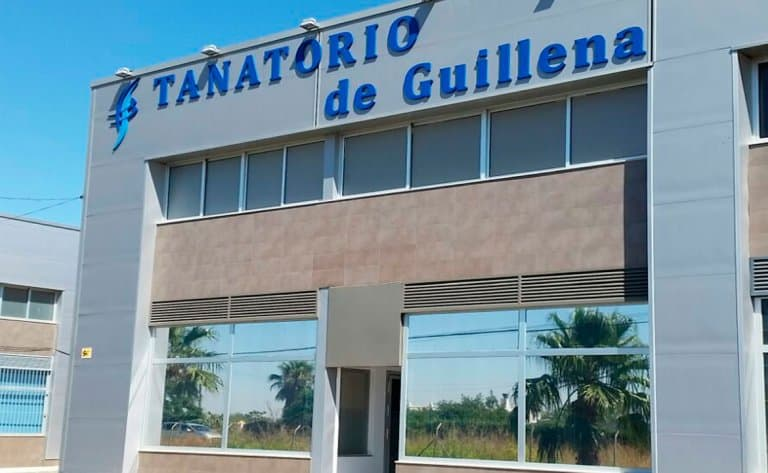 Tanatorio de Guillena