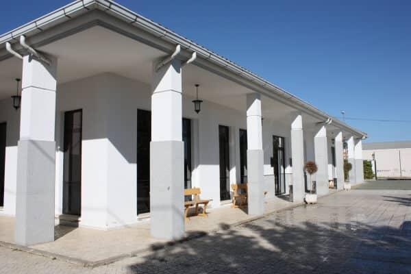 Tanatorio de Santa Amalia