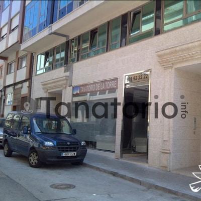 Tanatorio de A Coruña - San Antonio La Torre