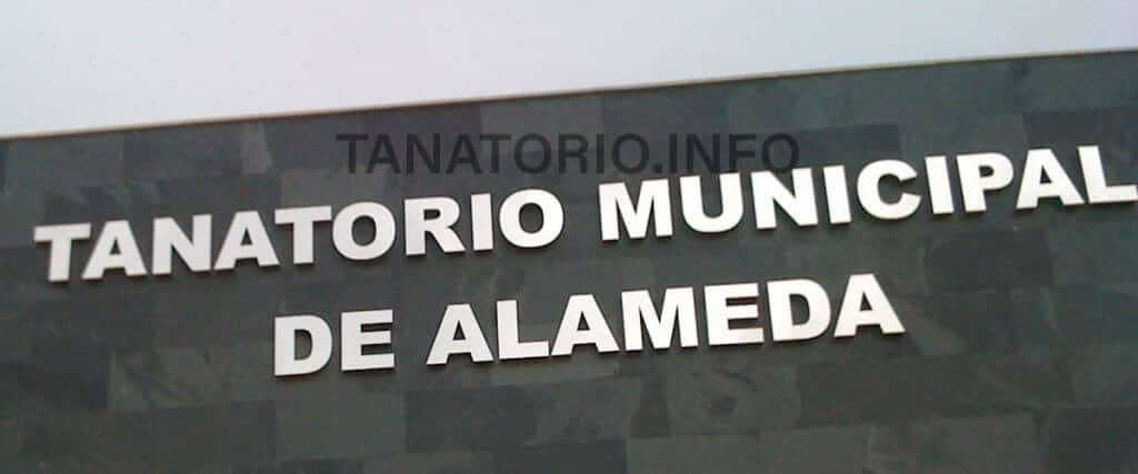 tanatorio municipal de alameda