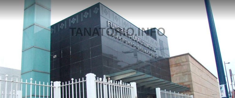 Tanatorio La Auxiliadora Bilbao