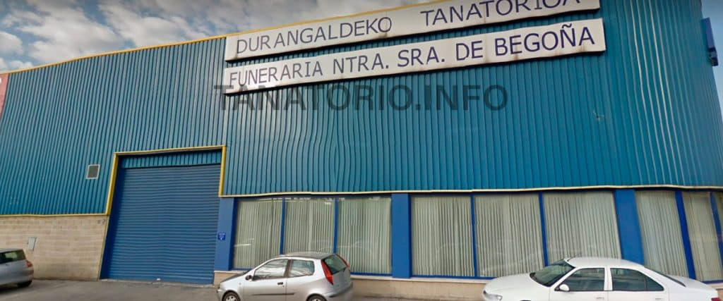 Tanatorio Durangaldea