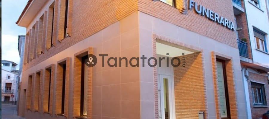 Tanatorio de La Almunia de Doña Godina - San Nicolás