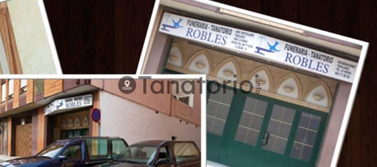 Tanatorio de Segorbe - Robles