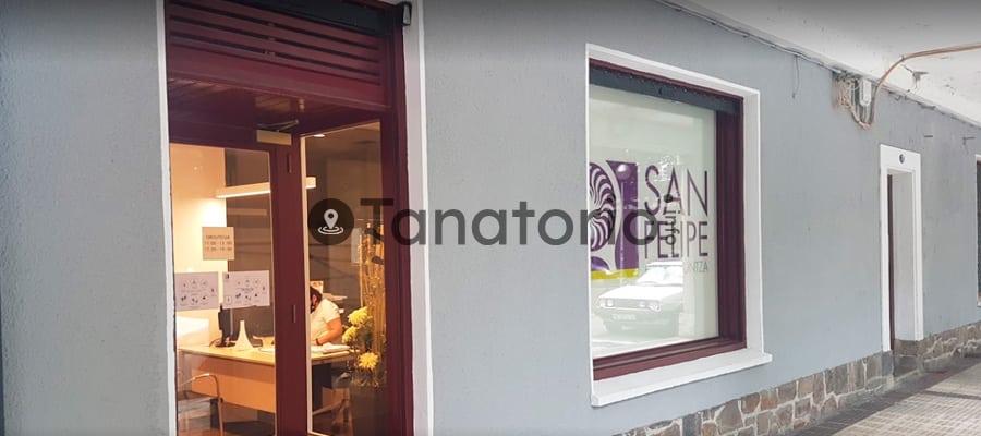 Tanatorio de Arrasate - San Felipe
