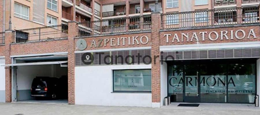 Tanatorio de Azpeitia - Carmona