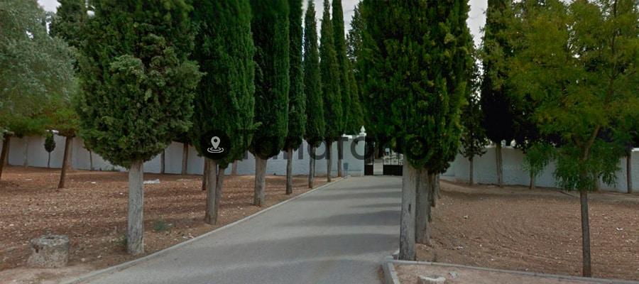 Tanatorio de Horcajo de Santiago - Castell