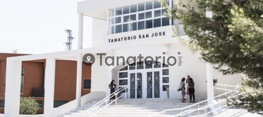 Tanatorio de Jaén - San José (También Crematorio)