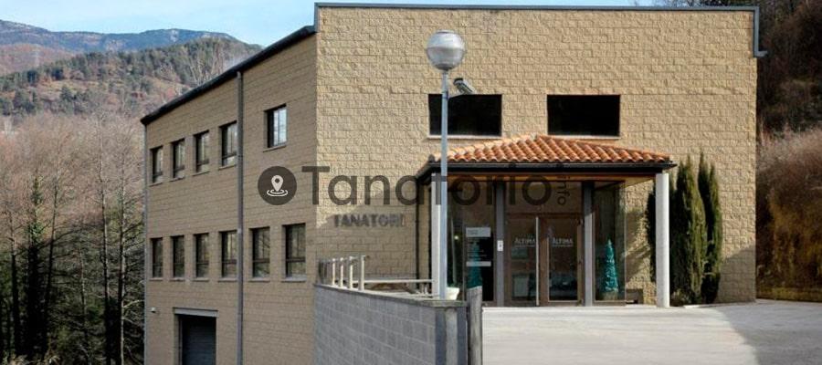Tanatorio de Ripoll – Áltima (También Crematorio)