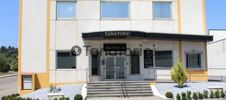 Tanatorio de Sabiñánigo - Santa Orosia